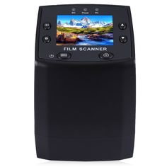 High Quality EC717 5MP 35mm Negative Film Slide Viewer Scanner USB Digital Color Photo Copier LCD Screen Display for Home Office