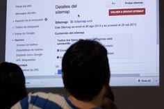 Foto de la charla sobre SEO. http://www.onoffsolutions.com.ar/cursos-rosario/