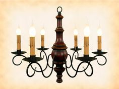 68 best country primitive rustic style wood chandeliers images wooden chandeliers woodspun country and primitive style chandeliers aloadofball Images