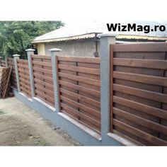 Panouri de gard din lemn Dragasani