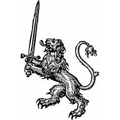 The best resource for inspirational images for your Lion Rampant tattoo Lion Tattoo Design, Tattoo Designs, Tattoo Ideas, Lion Logo, Celtic Designs, Body Mods, Coat Of Arms, Tattoo Inspiration, I Tattoo