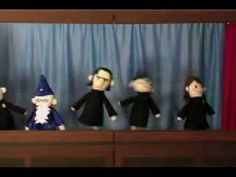 Harry Potter Puppet Pals - The Mysterious Ticking Noise --One of my old favorite classic YouTube videos