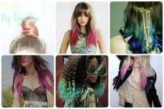 Stand Out This Season: Hair-Chalk and Dip-Dye Hair! | The Official Pura Vida Bracelets Blog