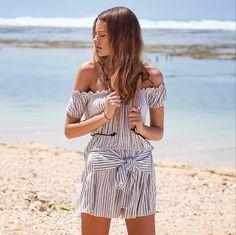 Favorites ♡ The Alexander skirt and weekender top. Shop online #faithfullthebrand