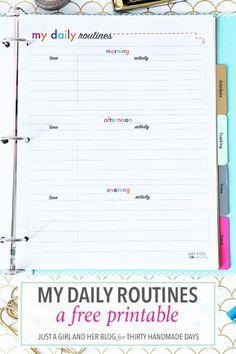 009 Homework Planner and Weekly Homework Sheet by