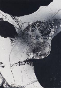 {acrylic on paper} | Artur Bual; 1980