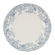 Delamere Lakeside Set of 4 Dinner Plates - Delamere Lakeside New 2014 - New Additions - Spode USA