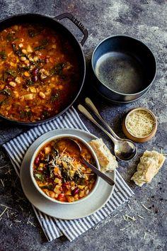 BEST Minestrone Soup | Olive Garden Recipe | Confetti & Bliss Olive Garden Minestrone Soup, Olive Garden Recipes, Stuffed Pasta Shells, Olive Gardens, Food Festival, Soup Recipes, Easy Recipes, Original Recipe, Quick Easy Meals
