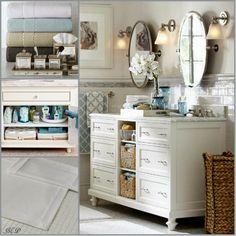 Ιδέες για Διακόσμηση: Δημιουργικές Ιδέες για το Μπάνιο σας!