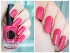 KireiKana: Лак для нігтів Odri Matte 006 nail polish