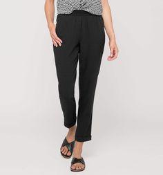 Pantalón en negro