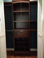 Charmant Allen + Roth Wood Closet   Can Be Used As A Stand Alone Piece With Pedestal