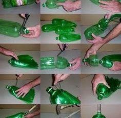 Qué hacer con botellas de plástico - ElBlogVerde.com