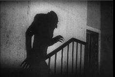 Nosferatu, de Friedrich Wilhelm Murnau réalisé en 1922. Vampire le plus célèbre du cinéma muet