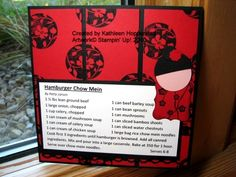 Kathleenh-hamburger chow mein