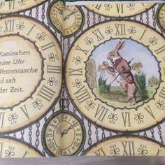 Bastel-Kreativ-Blog von Ke-Si: Der Hase aus Alice im Wunderland