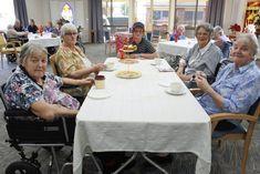 MT1web Aged Care, High Tea, Dining, Big, Tea, Tea Time, Food