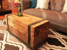 DIY Coffee Table Decor