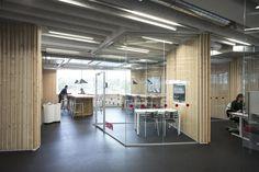 Inspiration: Fokus på god akustik i nyt uddannelseshus