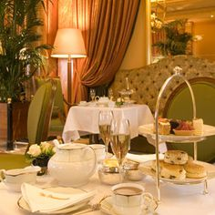 The Dorchester Afternoon Tea - London - http://www.afternoonteaonline.com/uk/london/afternoon-tea-dorchester-hotel-mayfair/