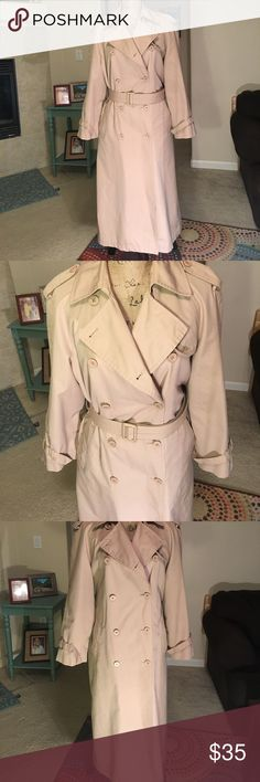Vintage Neil Martin Trench Coat In excellent gently used condition, this vintage trench will never go out of style.  Great classic look for the nostalgic or those that don't want to get rained on  Neil Martin Jackets & Coats Trench Coats