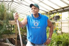 "Meet the extraordinary Will Allen. He is a former professional basketball and current urban farmer who is most noted for leading the successful urban farming organization, Growing Power. Throughout his career Will has been invited numerous times to speak about the importance and methods of urban farming, and he is considered to be among the top experts and leaders in urban farming today. ""I've always eaten good food. I search out good food."" Will Allen…"