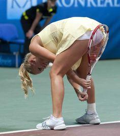 Caroline Wozniacki - El Deporte Objetivo
