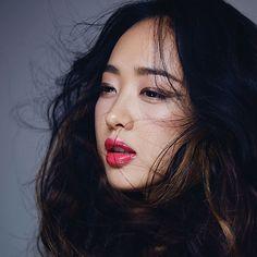 Papers.co wallpapers - hh97-kpop-leeminjung-cute-lips-red - http://papers.co/hh97-kpop-leeminjung-cute-lips-red/ - beauty, film