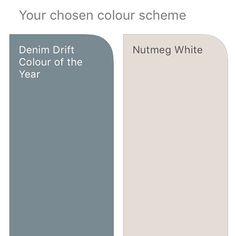 Image result for dulux nutmeg white and denim drift