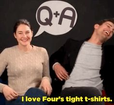 13 Things You've Always Wanted To Know About Shailene Woodley And Theo James