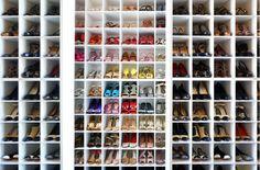 shoes closet | via Tumblr
