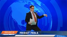 dance dancing news friday weekend anchorman groove anchor grooving this just in homesdotcom #gif from #giphy