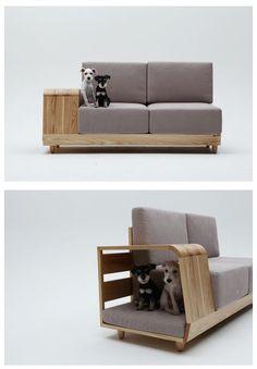 O sofá da casa de cão' por seungji mun