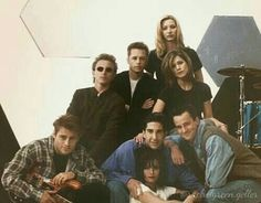 27 Ideas For Quotes Friendship Life Met Friends Cast, Friends Moments, Friends Series, Friends Tv Show, Just Friends, Friends Season, Season 3, Matthew Perry, Jennifer Aniston