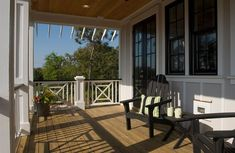 Front/2nd floor deck off oF Master Bdrm