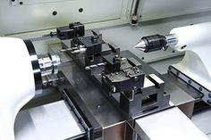 gang tool Mini Cnc Lathe, Machine Tools