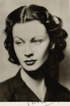 Vivien Leigh. Timeless beauty                              …