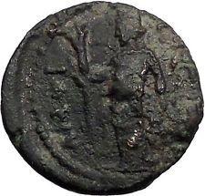 DOMITIAN 81AD Amphipolis Macedonia Artemis Tauropolos Ancient Roman Coin i55625