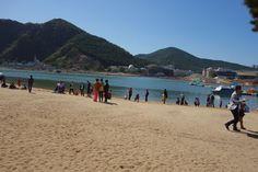 Tiger beach Dalian, China