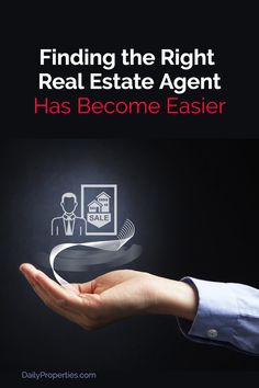 Has Become Easier / Finding the Right  Real Estate Agent / DailyProperties.com Buying Your First Home, Did You Know Facts, Marketing Information, Real Estate Business, Do You Really, Interesting Facts, Orange County, Fun Facts, How To Become