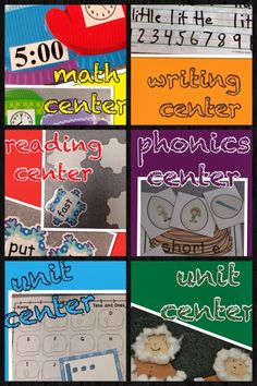 Sharing Kindergarten: Center Idea to inspire fun learning in your classroom