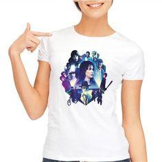 9800332a3e2f0 Women s Stranger Things T-Shirt - Joyce