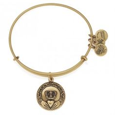 I really want this... I have two alex and ani bracelets. They're kinda expensive but for a good cause and really pretty and long lasting.