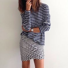 stripe on stripe