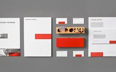 The new visual identity for Kibsgaard-Petersen, studio di architettura in norvegia