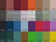 Модні кольори осінь-зима 2016-2017