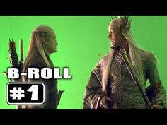 ▶ THE HOBBIT 2 : Behind the Scenes B-Roll Video # 1 - YouTube