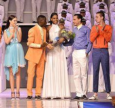 Clara Alonso, Arlenis Sosa, David Agbodji, Yuri Pleskun… Reunión benéfica de 'top models' internacionales en Santo Domingo #models #events