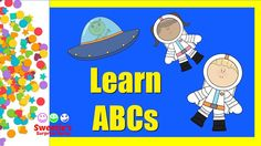Learning your ABCs is a very important thing! Sweetie is here to help you learn them with astronauts and rockets. Both upper and lower case letters will fall. Teaching Toddlers Abc, Learning Letters, Astronauts, Abcs, Rockets, Lower Case Letters, Pre School, Kindergarten, Fun