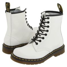 """Shoe of the day"" by lizziehearts4 on Polyvore featuring Dr. Martens"